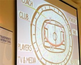 Communication and media meeting - stop match-fixing Italia